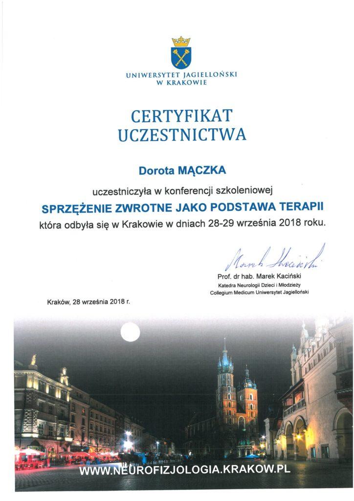 Konferencja Biofeedback w Krakowie